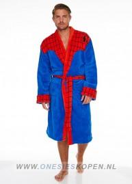 Spiderman badjas