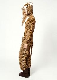 dieren onesie cheetah