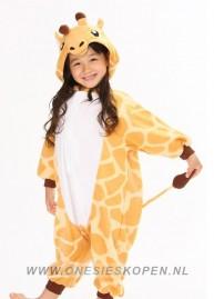 giraffe onesie kinderen