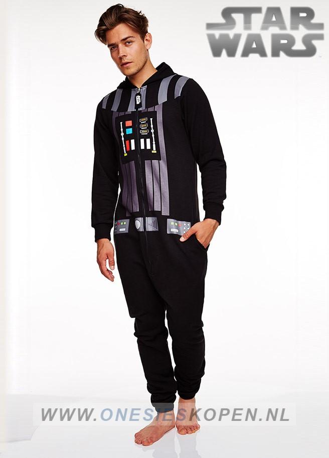 Offici 235 Le Star Wars Darth Vader Onesie Onesieskopen Nl