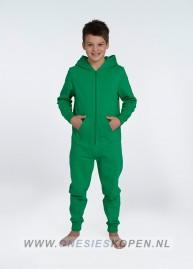groene onesie comfy uniseks kids