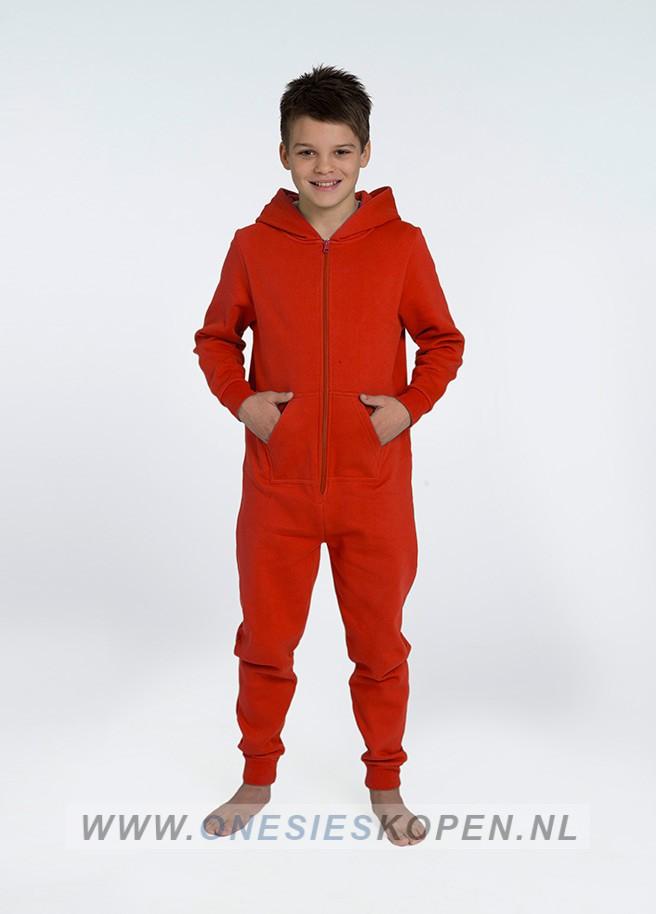 rode onesie comfy uniseks kids