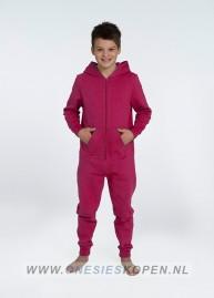 roze onesie voor kinderen