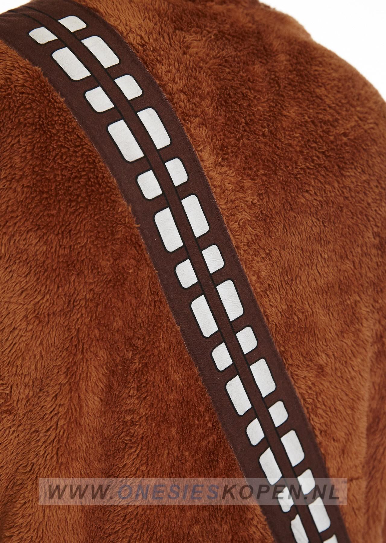 chewbacca onesie