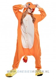 onesie charmander pokemon