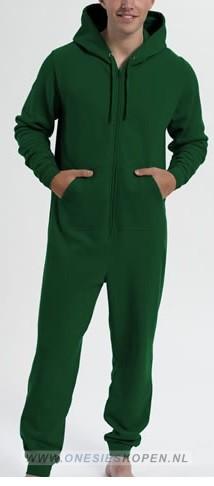 groene onesie