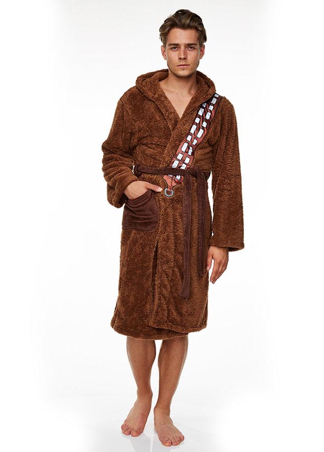 Star Wars badjas Chewbacca voor