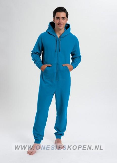 Saffierblauwe Comfy onesie