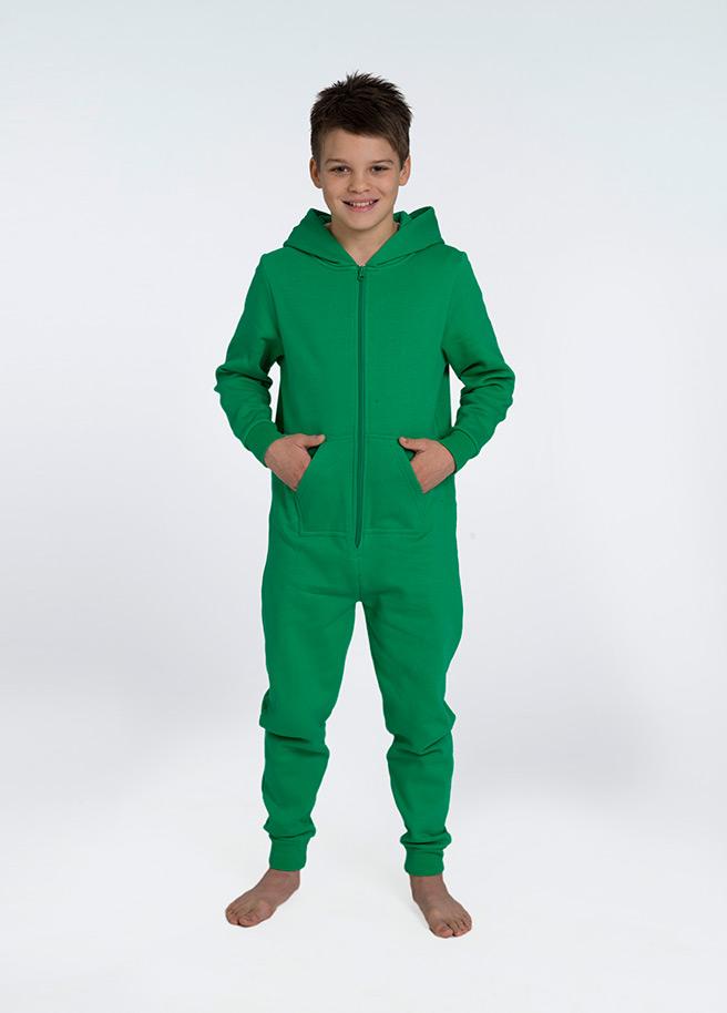 groene onesie comfy kids