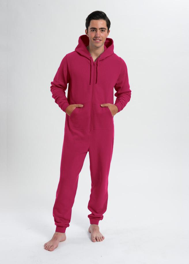 comfy onesie unisex-roze