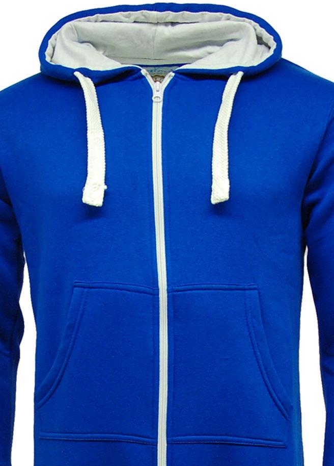 unisex onesie blauw detail