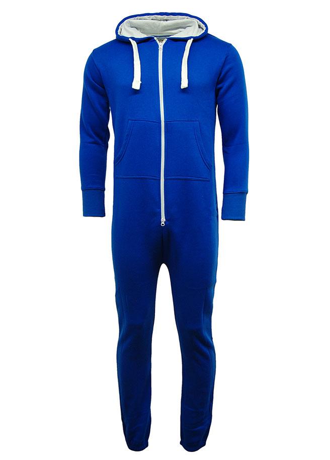 unisex onesie blauw