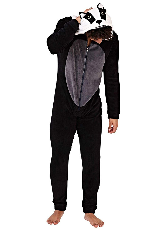 Badger onesie Das