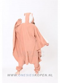 sazac flying squirrel onesie vliegende eekhoorn back