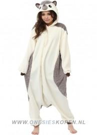 sazac egel onesie hedgehog front