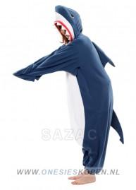 sazac haai onesie shark