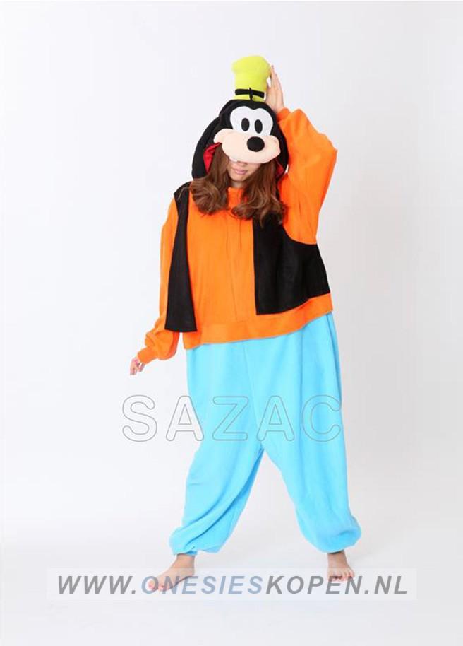 58a03d254611 Disney Goofy onesie kigurumi sazac voor