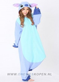 Disney Stitch onesie kigurumi sazac voor