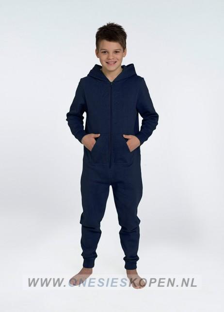 navy onesie comfy kids
