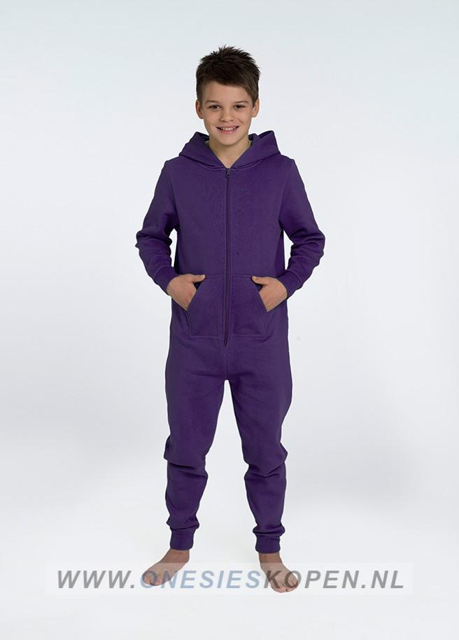 paarse onesie comfy kids