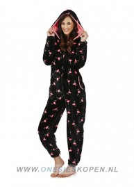 onesie_flamingoprint