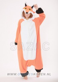 sazac-rode-vos-onesie-red-fox-front