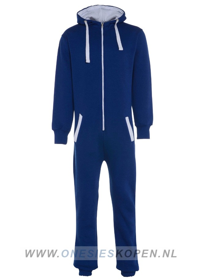 onesie blauw