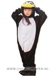 onesie pinguïn voor kinderen