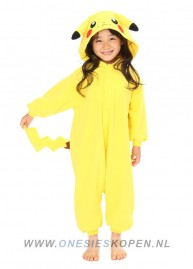 yellow animal pika kids girl