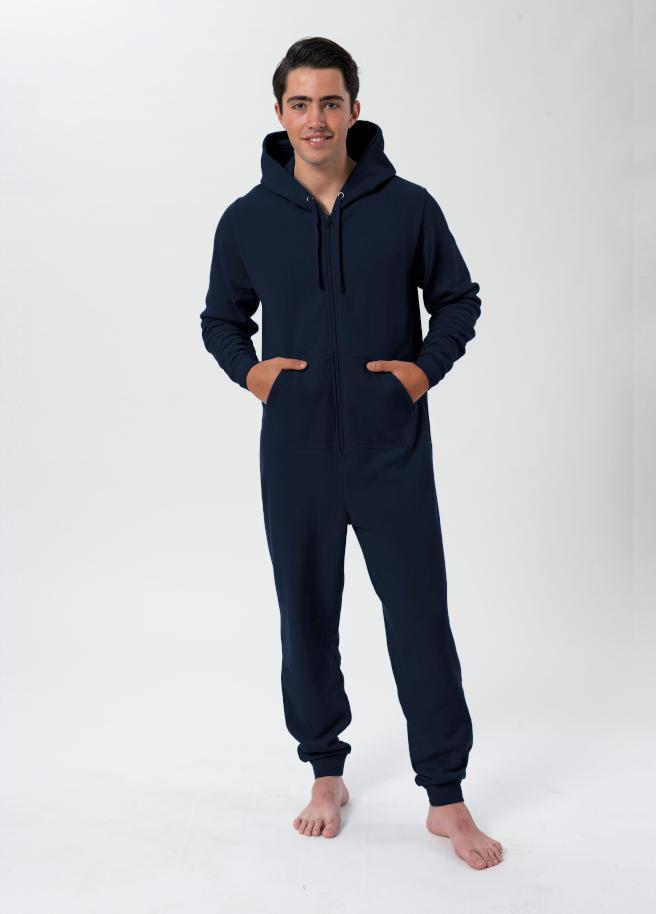 Navy onesie Comfy uniseks