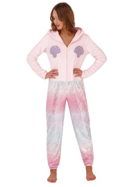 Mermaid onesie zeemeermin adult