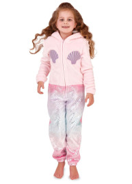 Mermaid onesie zeemeermin kids