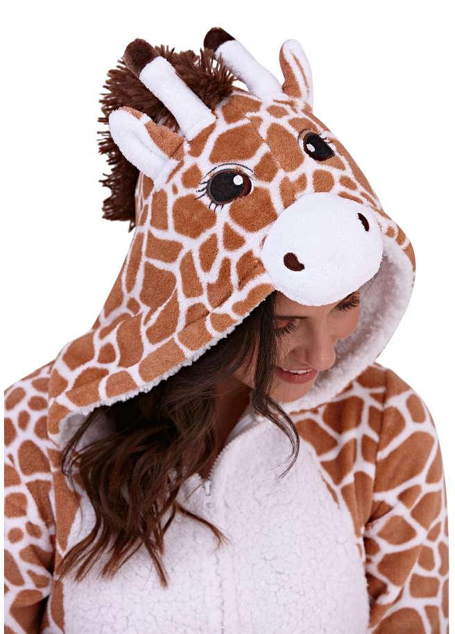 Onesie Giraffe detail