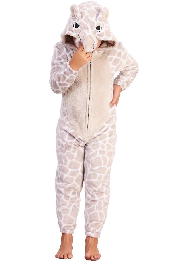 Neushoorn onesie