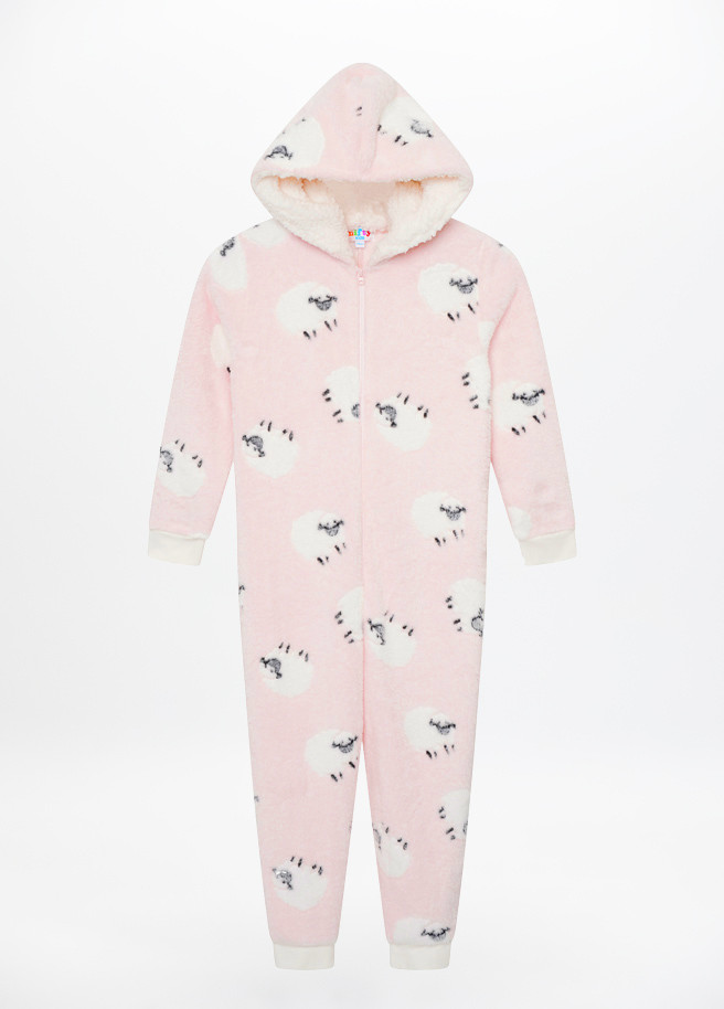 Schaapjesprint onesie sheep print kids
